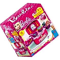 Barbie Kitchen Set 2 In 1 Case India
