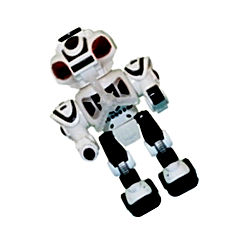 prro android robot toy with flashing lights and sound india